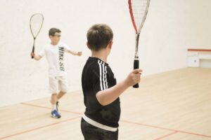 Playsquash Junior Squash Clubs